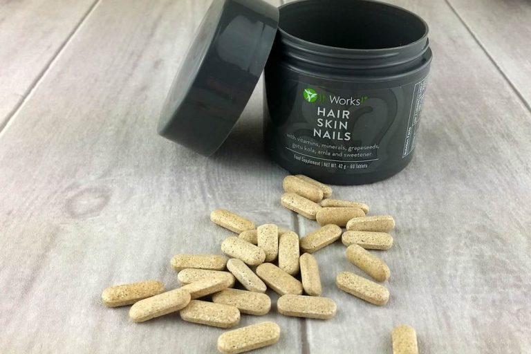 Erfahrungen mit den Hair Skin Nails Haartabletten