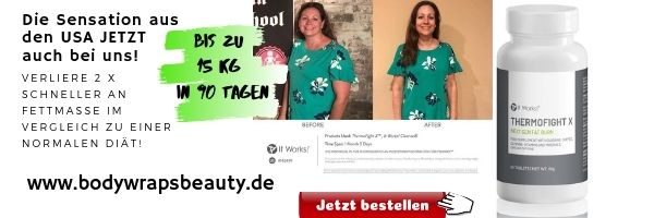 Thermo Fight X It Works deutsch