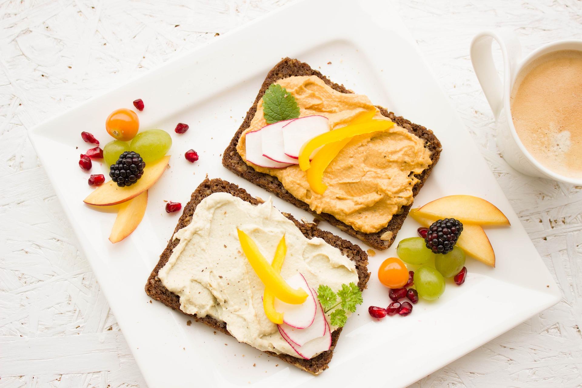 Nur ausgewogene Ernährung bringt dich zum Abnehmen