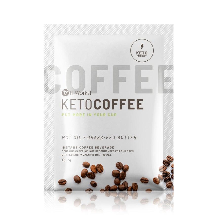 It Works Keto Kaffee Testen