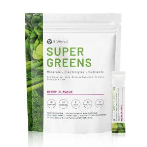 It Works Super Greens Erfahrungen