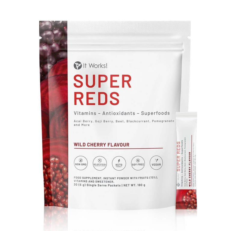 It Works Super Reds Erfahrungen